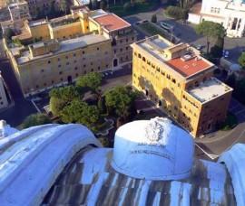 Santa Marta Square Vatican City