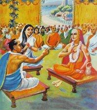 Adi Shankara & Madanmishra
