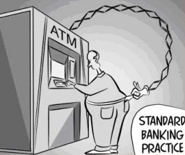 ATM Pickpocket