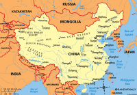 China and Adjacent Regions