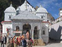 Gangadevi Temple at Gangotri