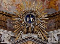 Jesuit IHS Monogram