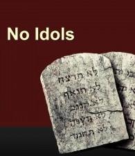 No Idols!
