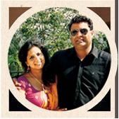 Anu & Randeep Mathews