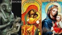 Isis & Horus / Mary & Jesus