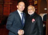 Narendra Modi & Tony Abbott