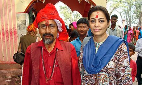 Pramada Shah & Gadhimai High Priest
