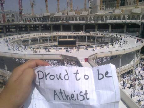 Atheist in Mecca
