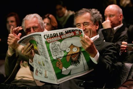 Charlie Hebdo Famous Cover