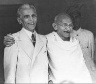 Muhammad Ali Jinnah & M. K. Gandhi
