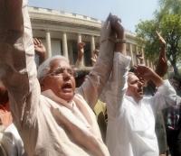 Lalu Prasad Yadav & Mulayam Singh Yadav