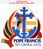 Pope Francis In Sri Lanka 2015