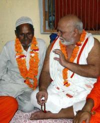 Hashim Ansari & Gyan Das