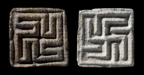 Indus Valley Swastika Seals