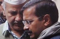 Arvind Kejriwal & Manish Sisodiya