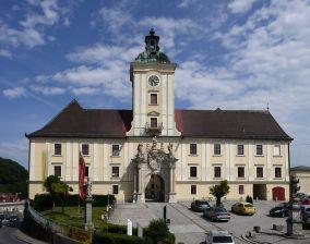 Lambach Benedictine Abbey, Lambach, Austria