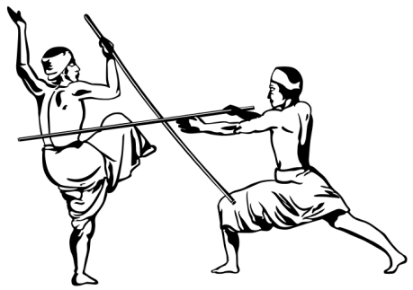 Silambam (Indian Stick Fighting)
