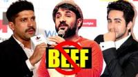 Bollywood beefs about no beef