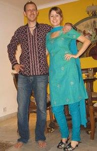 Dave & Jenny Prager
