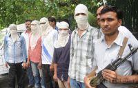 Delhi police arrest carjackers