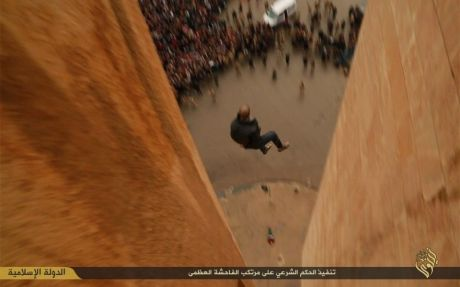 Gay man executed by ISIS in Mosul
