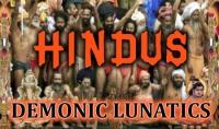Are Hindus Demonic Lunatics?