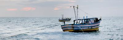 Indian bottom trawler