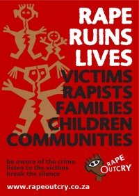 Rape Ruins Lives