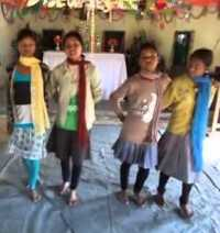 Adivasi Girls