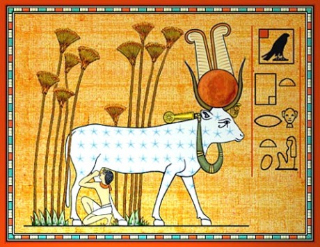 Hathor the Cow