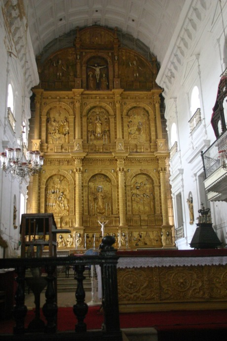 Se Cathedral, Old Goa, Goa