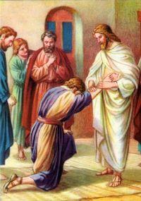 Thomas & Jesus