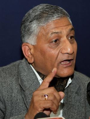 V. K. Singh
