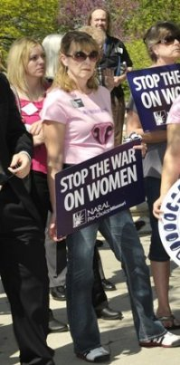 Stop the War on Women