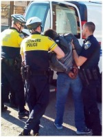 Arrest of Freddie Gray in Baltimore