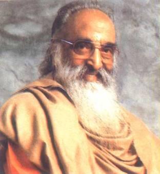 Chinmayananda- Saraswati