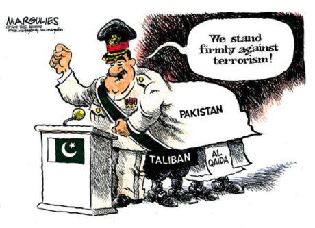 Pakistan vs Terrorism