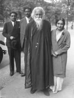 Rabindranath Tagore, Germany, 1931