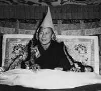14th Dalai Lama in 1950, when he was asked to take charge of the Tibetan state in the face of a Chinese invasion.