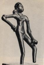 Dancer from Mohenjo-daro