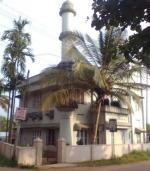 Salafi Masjid, Mudappallur, Kerala