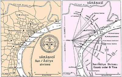 Surya Shrines Varanasi