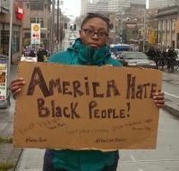 America Hate Black People