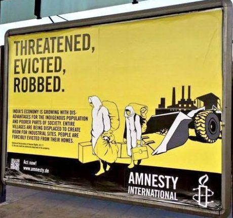 Amnesty Anti-Indian Hoarding in Germany