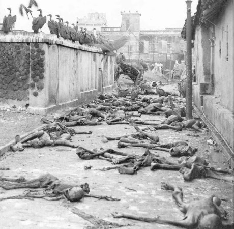 Bengal famine of 1770