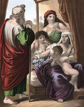 Prophet and Concubines