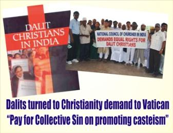 Dalits for Equal Rights in Churches