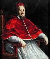 Gregory XV (9 January 1554 – 8 July 1623)