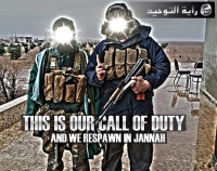 ISIS Recruiting Poster