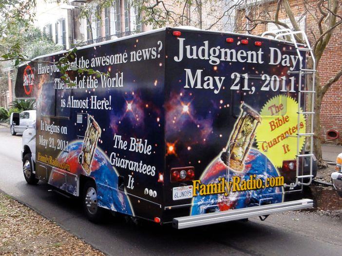 Judgement Day Prediction